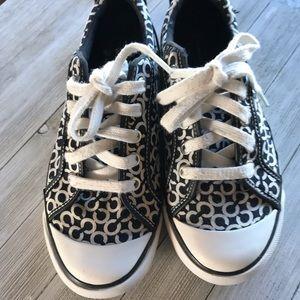Coach Barrett Multi Sneakers Size 7